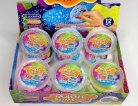 Слайм с шариками Madgic Slime Bubble