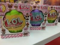 Кукла LOL (Лол) - Сюрприз Шар 1шт Ракушка Confetti
