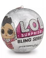 Кукла LOL (Лол) - Серия Bling 1шт