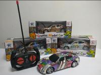 Машинка на р/у Graffiti Model Car 1:24 XFY234