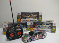 Машинка на р/у Graffiti Model Car 1:24 XFY234