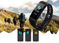 Фитнес часы Smart Bracelet Y5 с измерением давления и сердечного ритма