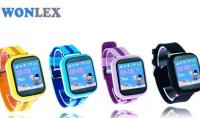 Smart baby watch Wonlex GW200S детские сенсорные часы