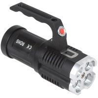 Фонарь FlashLight 2800 Lumens + Led на ручке