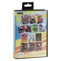 Картридж Sega 13в1 Tank 2011 / Gran Tur 5 / ТАНЧИКИ+МАРИО / NINJA TURTLES+