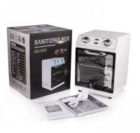 Сухожаровой шкаф CM-220 Sanitizing Box - стерилизатор для маникюрных инструментов (Сухожар)