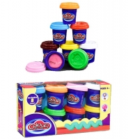 Набор Пластилина для лепки Плей-До Colour 8 цветов № 9203