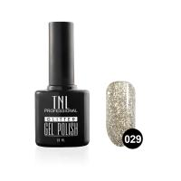 "Гель-лак ""TNL - Glitter"" №29 - Серебро (10 мл.)"
