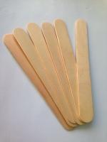 Шпатель медицинский одноразовый деревянный нестерильный 20шт