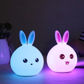 Ночник светильник USB Silicone lamp силиконовый