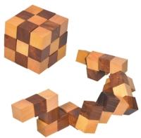 Кубик змейка