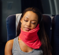 Подушка-шарф для путешествий Travel pillow с поддержкой головы