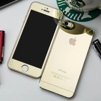 Стекло для айфона X 2в1 + задняя стенка в коробке