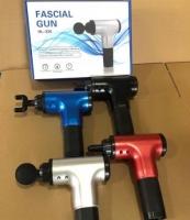 Ударный массажер для мышц Fascial Gun HL-320 6 режимов
