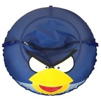 Сноутьюб ИГЛУ Crazy Angry Birds 100см