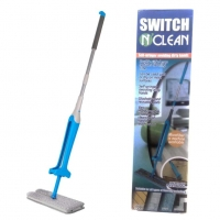 Двухсторонняя Самоотжимающаяся Швабра Switch Clean