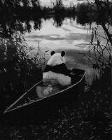 Картина по номерам ZX 23869 Панда на рыбалке 40*50