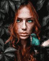 Картина по номерам ZX 23922 Тайна рыжих 40*50