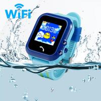 Smart baby watch Wonlex GW400E Waterproof (IP67) детские водонепроницаемые часы