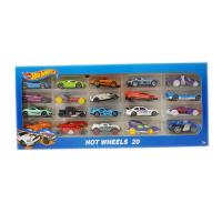 Машинки Hot Wheels набор 20 шт 1605-1/20