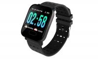 Смарт-браслет Smart Bracelet A6 WearFit измеряет Пульс, Давление, Калории